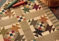 appalachian charm primitivepioneer life primitive Interesting Appalachian Quilt Patterns Inspirations