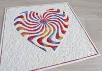 applique heart quilt pattern happy heart quilting heart Unique Applique Heart Quilt Patterns Inspirations