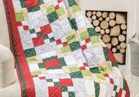 argyle christmas quilt pattern Christmas Quilt Pattern