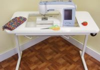 arrow gidget 2 sewing table white Stylish Quilting Sewing Table Gallery