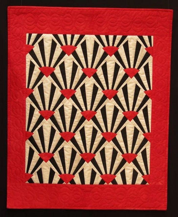 Permalink to Stylish Art Nouveau Quilt Patterns
