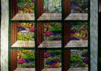 attic window wall hanging pattern attic windows quilted Cool Attic Windows Quilt Pattern Inspirations