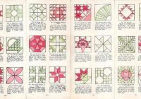aunt martha Names Of Quilt Block Patterns Inspirations
