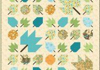 autumn leaves quilt pattern amanda murphy designs Cozy Amanda Murphy Quilt Patterns