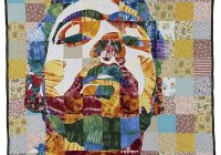 avant garde quilt explosion artnews Modern Contemporary Art Quilt Patterns Inspirations