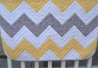 ba chevron the pipers girls Cozy Easy Chevron Quilt Pattern Inspirations