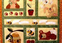 ba quilt patterns applique quilts patterns bears Cool Applique Quilts Patterns Gallery
