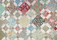 barbara brackmans material culture bettys william morris Cool William Morris Quilt Patterns Inspirations