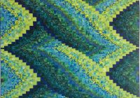 bargello quilt tutorial for beginners smoky bear creek 9 Beautiful Twisted Bargello Quilt Pattern Gallery