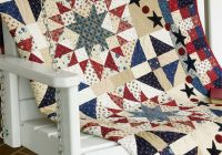 beauties for your red white and blue stash fabric Americana Quilt Patterns Gallery