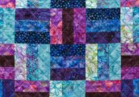 Beautiful 13 free scrap quilt patterns for your next project 11 Cool Scrap Quilt Patterns For Beginners