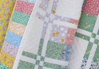 Beautiful adorable disappearing 4 patch quilt and glamour ideas of 10 Modern Disappearing 4 Patch Quilt Patterns Gallery