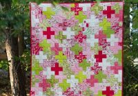 Beautiful all you need for the quilt top is a single jelly roll plus 11 Unique Jelly Roll Quilt Patterns