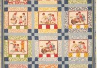 Beautiful american jane quilt actually made two quilts using this 10   American Jane Quilt Patterns