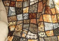beautiful animal print quilt and fanciful ideas of twin size Stylish Animal Print Quilt Patterns Inspirations