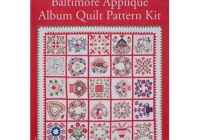 Beautiful baltimore applique album quilt pattern kit 11 Cool Baltimore Album Quilt Patterns Inspirations