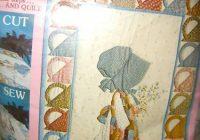 Beautiful beatrix potter holly hobbie and walt disneys bambi quilt New Holly Hobbie Quilt Pattern Inspirations