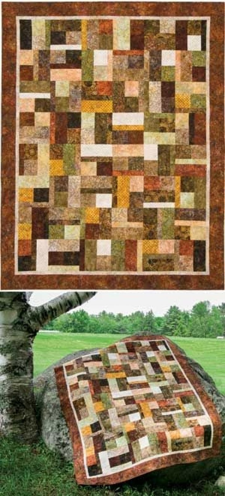 Permalink to 9 Modern Bits And Pieces Quilt Pattern Gallery