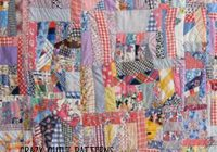 Beautiful crazy quilt patterns crazy quilt block patterns 9 Elegant Crazy Patch Quilt Pattern