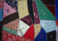 Beautiful crazy quilts the history of a victorian quilt making fad 10 New Victorian Crazy Quilt Patterns