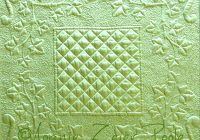 Beautiful downloadable ivy wreath wholecloth quilt pattern joanie 9 Beautiful Whole Cloth Quilt Patterns Inspirations