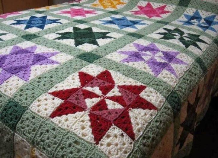 Permalink to Elegant Crochet Quilt Afghan Patterns Inspirations