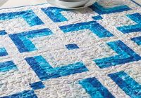 Beautiful exclusively annies quilt designs visions table topper pattern 9 Cozy Quilt Patterns For Beginners Gallery