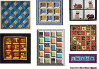 Beautiful free pattern day attic windows quilts quilt inspiration 11 Stylish Attic Window Quilt Patterns