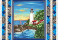 Beautiful free pattern lighthouse wonders equilter blogequilter blog 9 Cool Lighthouse Quilt Patterns Gallery