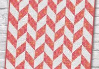 Beautiful herringbone quilt pattern 11   Herringbone Quilt Pattern Gallery