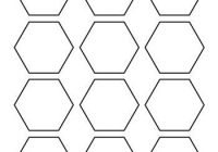 Beautiful hexagon template 2 inch hexagon quilt pattern hexagon 9 Unique Hexagon Quilt Pattern Template