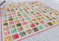 Beautiful hunky dory ba quilt set with images vintage quilts 10   Vintage Baby Quilt Pattern