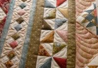 beautiful idea for patchwork quilt borders i love the four Cozy Quilt Border Patterns Designs