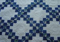 Beautiful irish chain irish quilt irish chain quilt pattern quilts 11   Irish Chain Quilt Pattern Gallery
