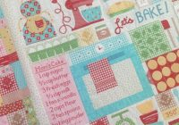 Beautiful lets bake sew along week seven bee in my bonnet bee 11 Cool Sew Let'S Quilt It Inspirations