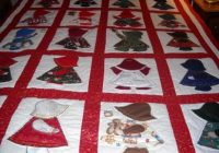 Beautiful little girl quilt patterns to christmas quilt little 11 Modern Little Dutch Girl Quilt Pattern