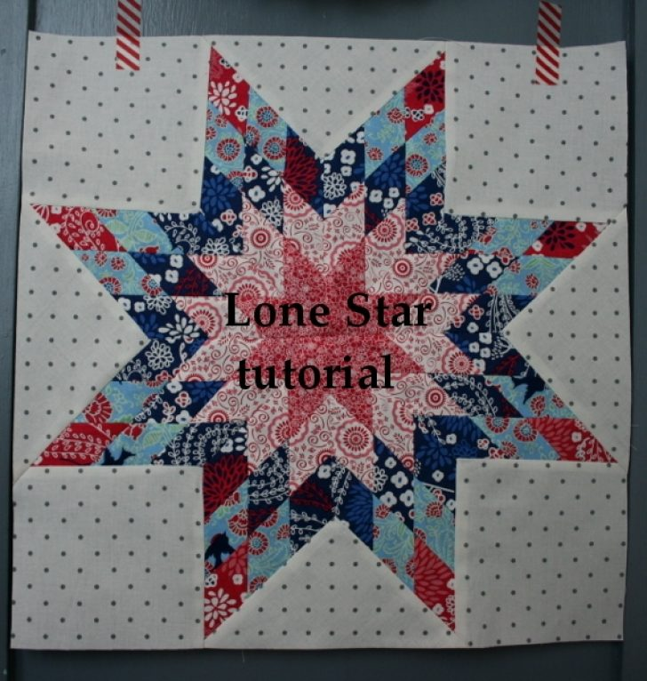 Permalink to 10 Stylish Lone Star Patchwork Quilt Patterns