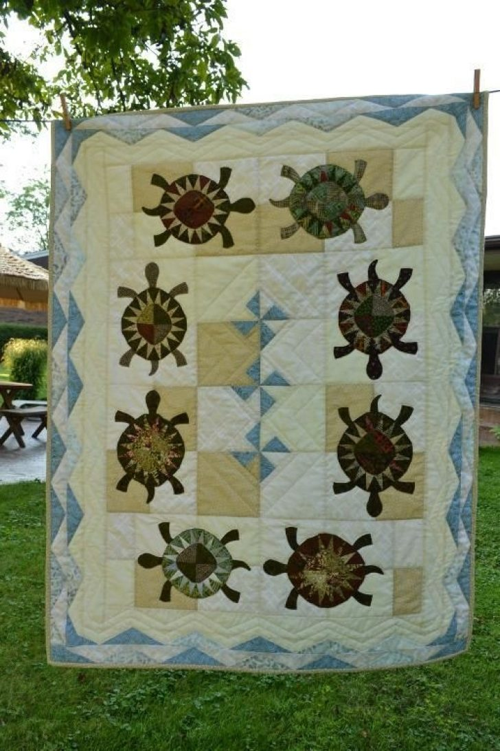 Permalink to New Quilts With Turtles Inspirations