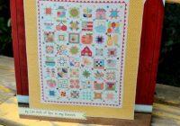 Beautiful lori holt farm girl vintage book pink polka dot creations 11 Cozy Farm Girl Vintage Quilt Book Inspirations