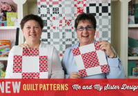 Beautiful me and my sister designs new quilt patterns quilt 11 Beautiful Me And My Sister Quilt Patterns Inspirations