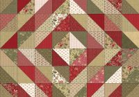 Beautiful moda bake shop the dark sideor not layer cake quilt 10 Elegant Moda Layer Cake Quilt Patterns