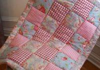 Beautiful patchwork quilt ideas design etsy 59 best ideas ba New Patchwork Baby Quilt Pattern Inspirations