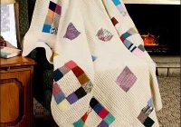 Beautiful patchwork squares afghan knitting free patterns 11 Modern Knitted Patchwork Quilt Patterns
