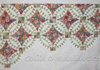 beautiful pickled clamshell quilt pattern and fine ideas of Cool Pickled Clamshell Quilt Pattern Inspirations