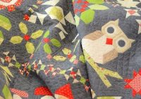 Beautiful pre order woodland wonderland kit in 2020 quilts Unique New Pre Quilted Christmas Fabric Gallery