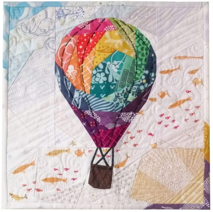 Permalink to 11   Hot Air Balloon Quilt Pattern