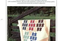 Beautiful seven sisters quilt block best loved quilt sewing pattern leaflet ebay 11 Elegant Seven Sisters Quilt Pattern