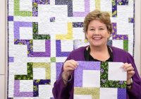 Beautiful this quilt is sweet and simple just like a daisy chain 11   Daisy Chain Quilt Pattern