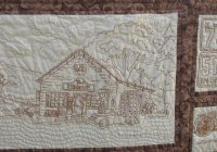 Beautiful tims vintage tins quilt quiltingboard forums Cool Vintage Tin Quilt Kit