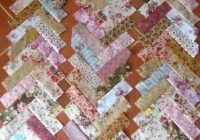 Beautiful vroomans quilts faux braid tutorial 11 Cozy Friendship Braid Quilt Pattern Gallery